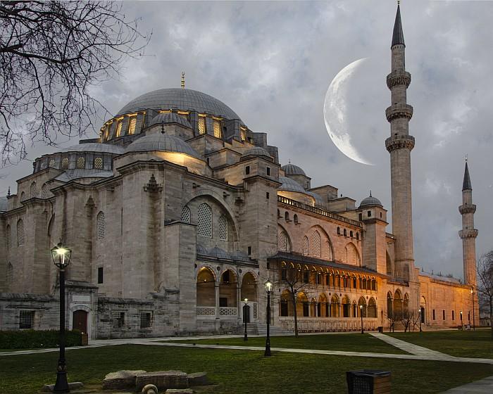 Suleymaniye Camisi Ve Cevresinde Gundogumu Gezisi